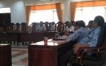 Ini Pembahasan DPRD Kapuas Saat Rapat Dengar Pendapat dengan Dinas PUPR-PKP
