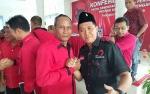 Arton S Dohong Nahkodai DPD PDIP Kalteng