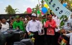 Menteri Pertanian Luncurkan BUN500 di Kalteng