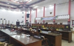 DPRD Palangka Raya Rapat Paripurna Pukul 09.00 WIB