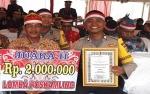 Poskamling Sungai Undang Juara II Tingkat Polda Kalimantan Tengah