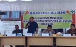 Camat Minta Kepala Desa Jalin Sinergritas dengan Petugas Kesehatan untuk Cegah Stunting