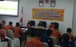 Pemkab Gunung Mas Gelar Rapat Evaluasi PAD Triwulan II