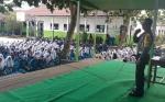 SMAN 1 Kuala Pembuang Didatangi Jajaran Satlantas Polres Seruyan