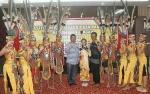 Sanggar Sumbu Kurung Tampil pada Festival Pertunjukan Rakyat