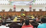 Wali Kota Tanggapi Pidato Ketua DPRD dalam Paripurna