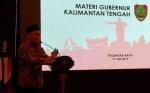 Gubernur Tegaskan Kalimantan Tengah Sangat Pantas Jadi Ibu KotaNegara