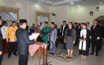 Walikota Lantik 34 Pejabat Eselon III dan IV