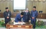 DPRD Barito Utara Setujui Raperda Pajak Daerah