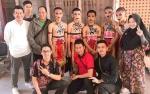 Kelompok Tari Kreasi Pelajar Asal Kobar Wakili Kalteng FLS2N Tingkat Nasional