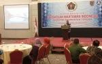 Ketua PWI Pusat Ingatkan SDM Wartawan Harus Ditingkatkan Hadapi Pemindahan Ibu Kota