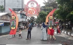 Kelurahan Raja Gelar Bazar UMKM