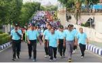 Jalan Sehat dan Senam Massal Meriahkan Hari Jadi ke-69 Kabupaten Barito Utara