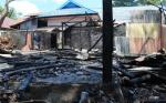 Total Kerugian Akibat Kebakaran Bangunan di Palangka Raya Capai Rp 4,2 Miliar
