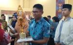 Siswa SMAN 5 Palangka Raya Juara II Lomba Pidato Pentas PAI Kalteng