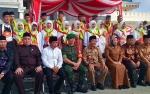 86 Jamaah Calon Haji Dilepas Wakil Bupati Murung Raya
