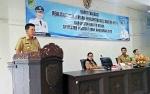 Bupati Barito Utara Minta Perangkat Daerah Kerja Keras Capai Target PAD