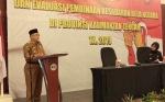 Plt Asisten I Buka Sosialisasi Bela Negara Mewakili Gubernur Kalteng