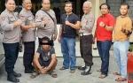 Residivis Curanmor Kembali Tertangkap Setelah Lakukan Penggelapan Sepeda Motor