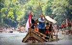 Pengunjung Festival Balayah Lanting 2019 Melonjak