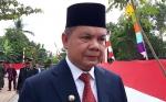 Bupati Kapuas Minta SOPD Kibarkan Bendera Merah Putih Serentak di Bulan Agustus