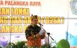 DKPP Palangka Raya Ajak Masyarakat Dukung Gerakan Pangan Lokal