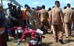 Pemkab Seruyan Distribusikan Alat Pemadam Kebakaran ke 10 Kecamatan