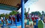 Bocah Korban Tenggelam di Kolam Renang Dimakamkan di TPU Kelurahan Candi