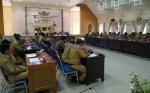 Dinas Perkimtan Kalteng Gelar Rapat Kerja Teknis Pendaftaran Tanah di Pulang Pisau