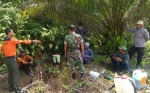 Tim Terpadu Kecamatan Timpah Patroli Cegah Karhutla di Desa Danau Pantau