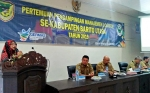 Dinas Kesehatan Barito Utara Gelar Pendampingan Manajemen Logistik