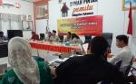 KPU Sukamara Gelar Evaluasi Fasiltas Kampanye Pemilu 2019