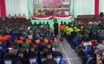 Gubernur Kalteng Beri Arahan kepada 1.512 Satgas Pencegahan Karhutla