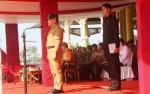 Gubernur Kalteng Pimpin Apel Gabungan Pencegahan Karhutla di Mantikai