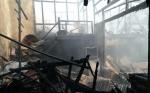 Pemilik Rumah Terbakar di Jalan Rinjani tidak Sempat Selamatkan Surat Berharga