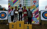 Atlet Panahan Lamandau Raih 35 Medali pada Archery Competition 2019