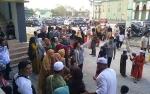 Ratusan Keluarga Jemaah Calon Haji Penuhi Islamic Centes