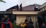 Pemilik Rumah Ceritakan Kejadian Kebakaran di Jalan Rinjani