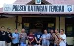 Dua Pengedar Sabu di Tumbang Samba Katingan Diamankan Polisi