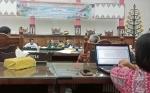 DPRD Palangka Raya Lanjutkan Pembahasan Raperda Pertamanan