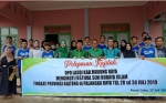 Kontingen Lasqi Murung Raya Dilepas Wakil Bupati Rejikinoor