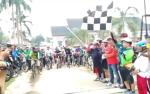 Kejaksaan Ajak Masyarakat Hidup Sehat melalui Fun Bike Hari Bhakti Adhyaksa