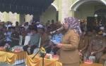 Bupati Kobar Titip Doa kepada Jamaah Haji