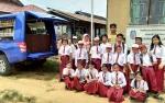 75 SD dan 40 SMP di Murung Raya Dapat Bantuan Buku