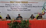 Ini Nama 25 Anggota DPRD Barito Selatan Terpilih