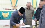 Eksekutif - Legislatif Lamandau Setujui Raperda APBD Perubahan 2019