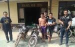 Polisi Ungkap Kasus Pencurian Motor Karyawan PT MKA dalam 1 x 24 Jam