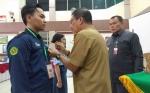 Kanwil Kementerian Pertahanann Kalteng Gelar Lomba Parade Cinta Tanah Air