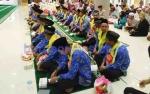 80 Jemaah Calon Haji Pulang Pisau Menuju Tanah Suci