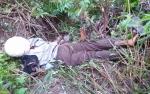 Pria 50 Tahun Ditemukan Tewas Di Bawah Jembatan Lintang Batang Pelantaran